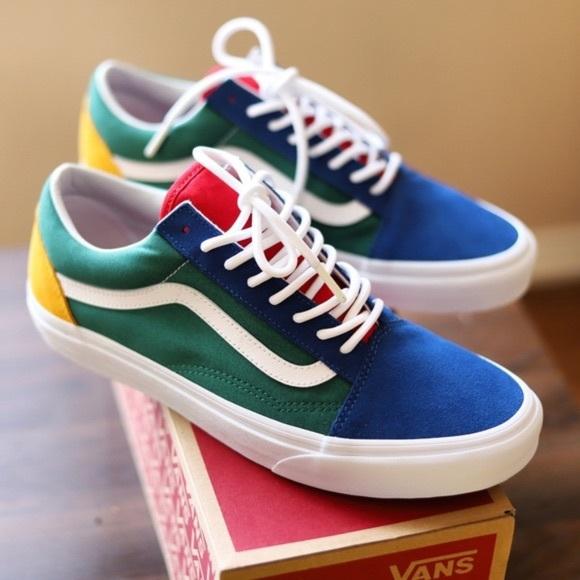 Vans Shoes | Yacht Club Vans | Poshmark